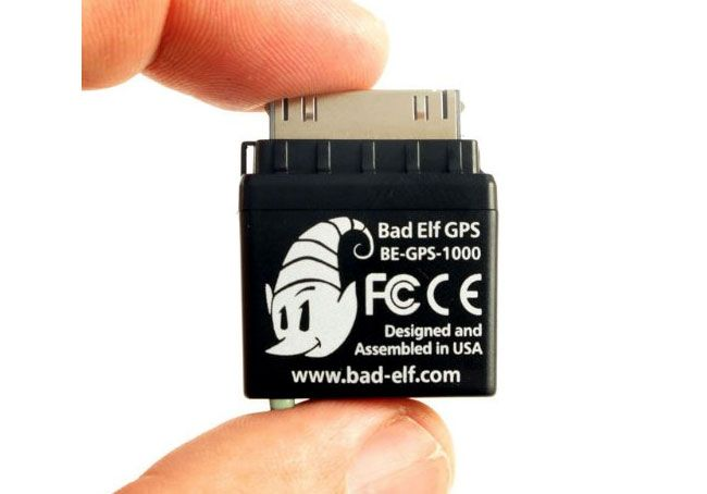 Bad Elf GPS adapter