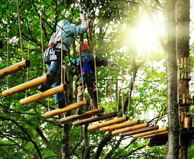 Penang Escape Theme Park Monkey Business
