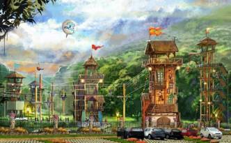 Penang Escape Theme Park, Teluk Bahang