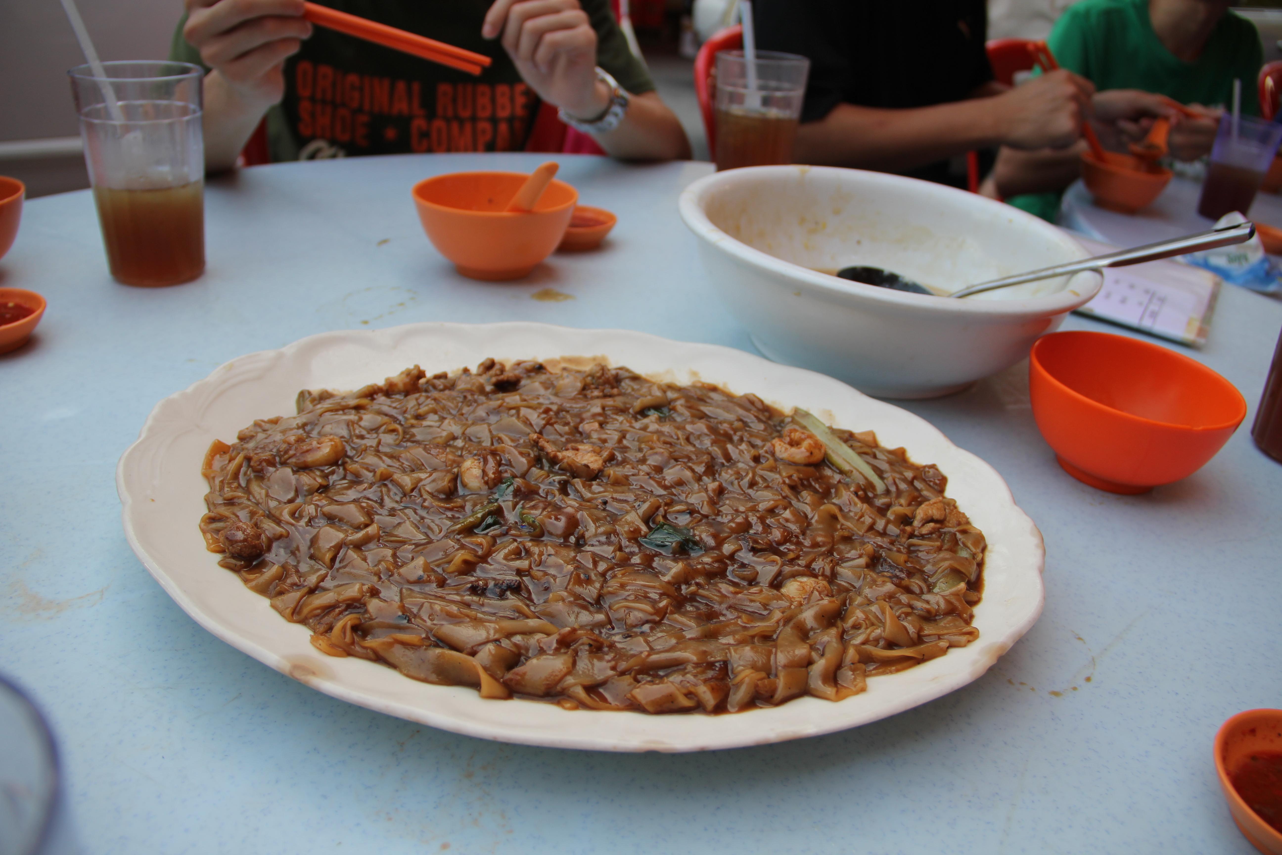 Fry Noodle (Ho Fen) 炒河粉