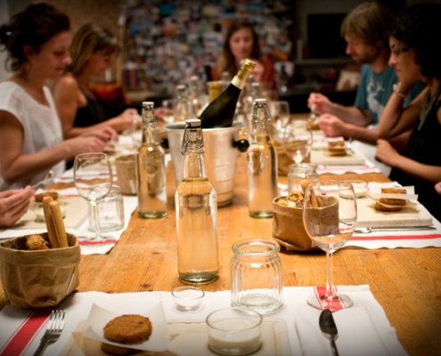 Ma Hidden Kitchen Supper Club